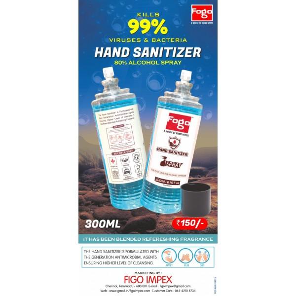 Fogo 300ml hand sanitizer