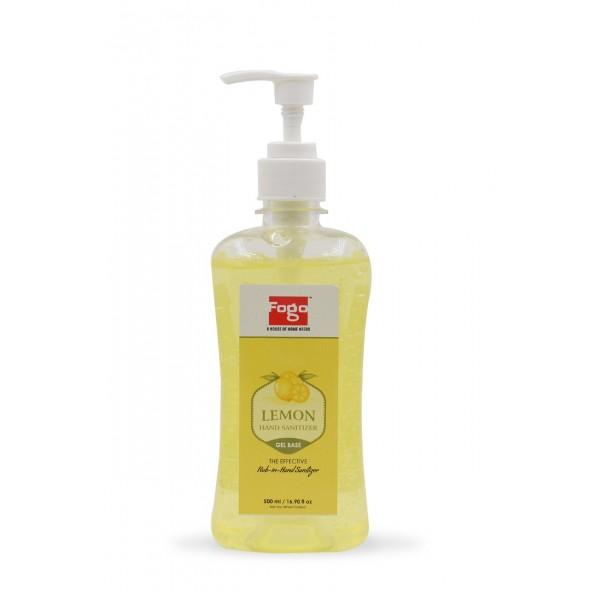 Fogo 500ml Lemon hand sanitizer