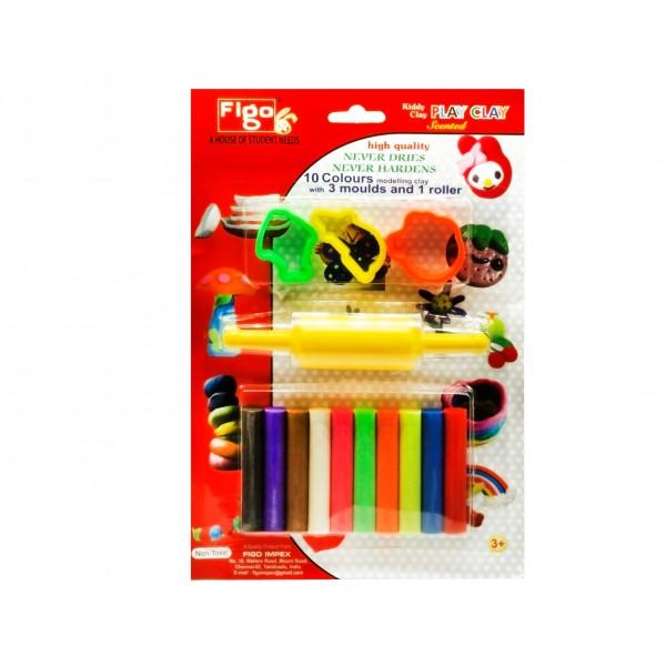 Figo Kiddy Play Clay (Pack of 1)