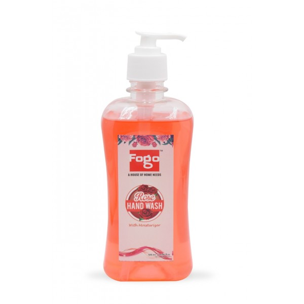 FOGO ROSE HAND WASH ( 500ML )