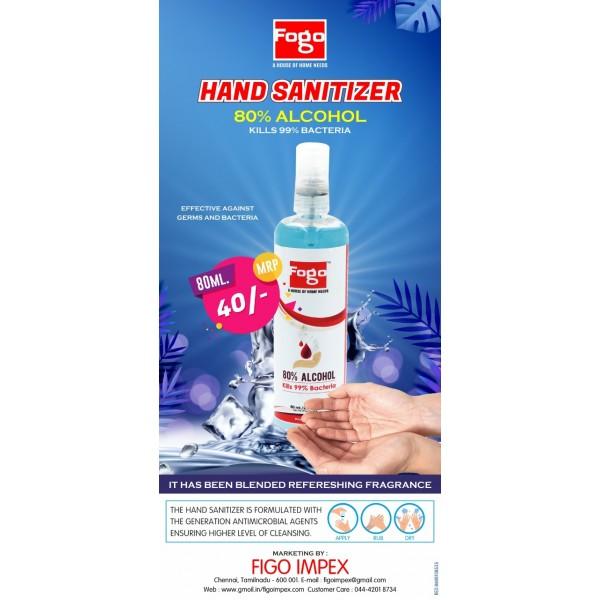Fogo pocket hand sanitizer