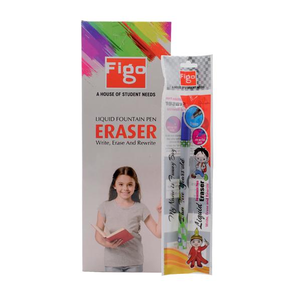 Figo Ink Eraser Pen  (Pack of 2)