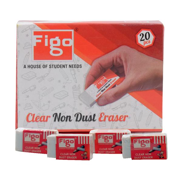 Figo Eraser  (Pack of 20)