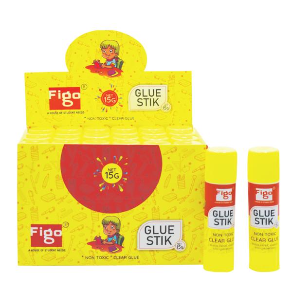 Figo 15GM  GLUE STICK (Pack of 6)