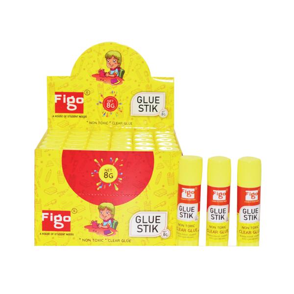 Figo 8gm GLUE STICK (Pack of 12)