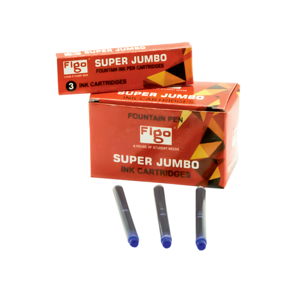 Figo Super Jumbo Ink Cartridges (Set of 1)