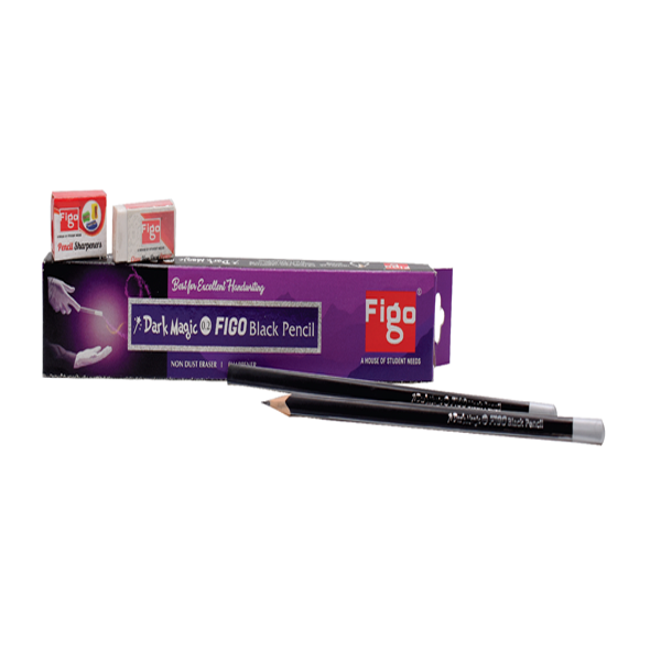 Figo DARK MAGIC 0.2 BLACK PENCIL