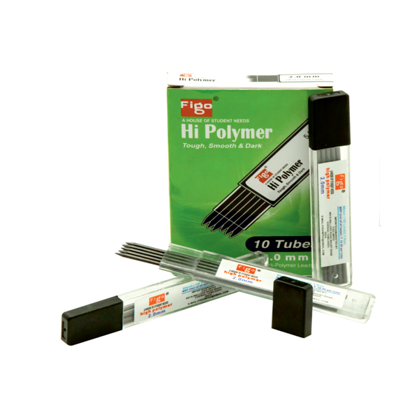 Figo 2mm Pencils  Leads (Pack of 10)
