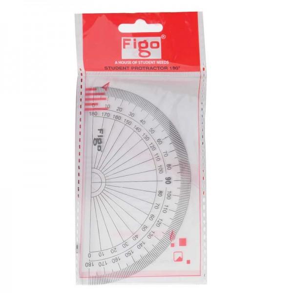 Figo Protactor180° (Set of 1)